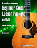 Beginning Guitar DVD