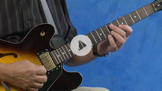 Classic Electric Guitar Licks Lessons