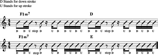 strum pattern 2