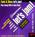 funk jam tracks