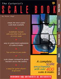 guitar scale book