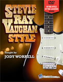 Stevie Ray Vaughan Book