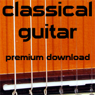 beginning classical guitar