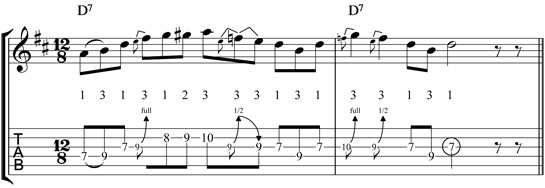 eric clapton guitar tab
