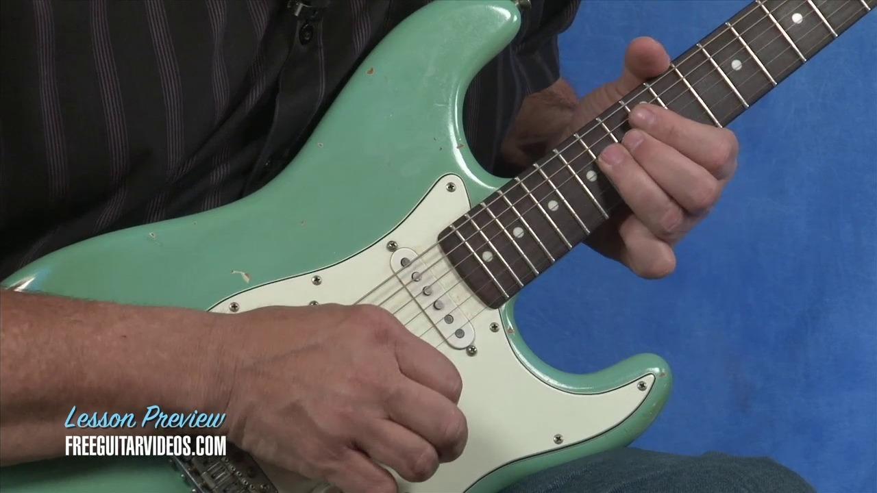 jimi hendrix guitar lessons