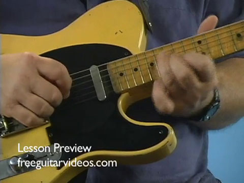 Jeff Beck Guitar Lesson