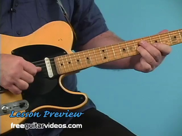 moveable blues lessons