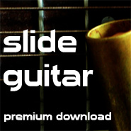 standard tuning slide guitar lesson