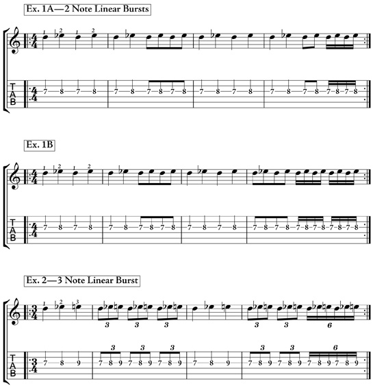 metal guitar speed exercises