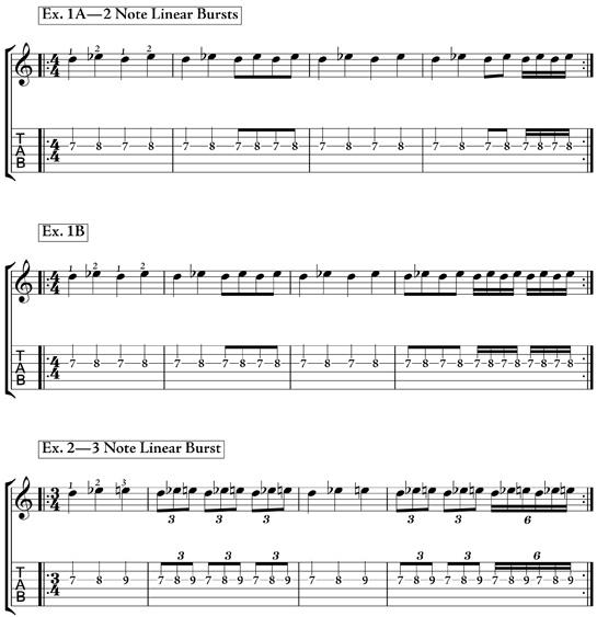 metal guitar speed exercises